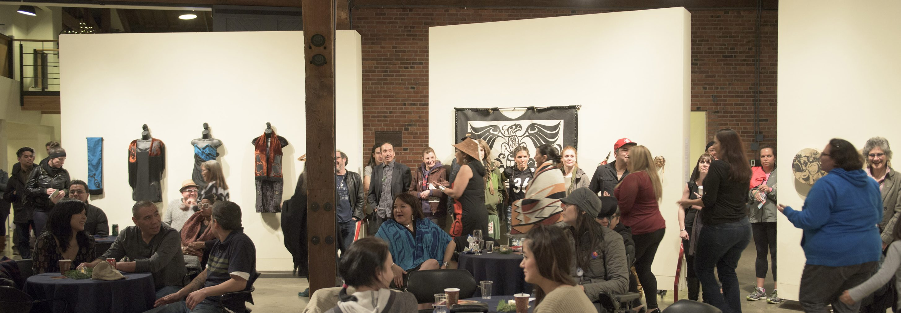 Kwèykw`áystway: Speaking With One Another – Visual Arts Exhibition 2017