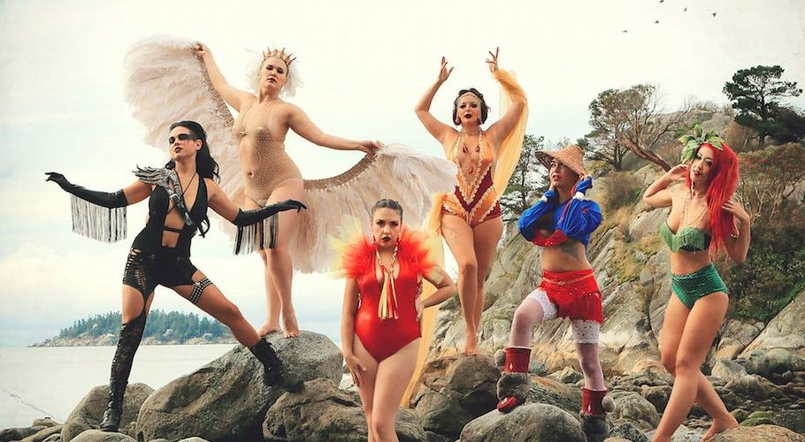 Theatre classic and burlesque at TSF