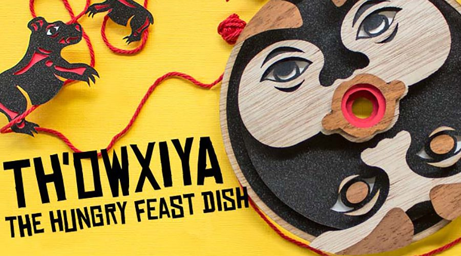 TH'OWXIYA: The Hungry Feast Dish
